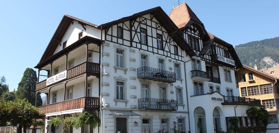 Hotel Alpina, Interlaken, Bernese Oberland, Switzerland - Exteriors.jpg